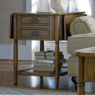 Ordinaire Paula Deen Down Home Drop Leaf End Table