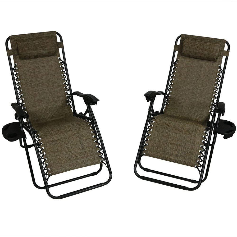Oversized Sling Chair - Home Designing