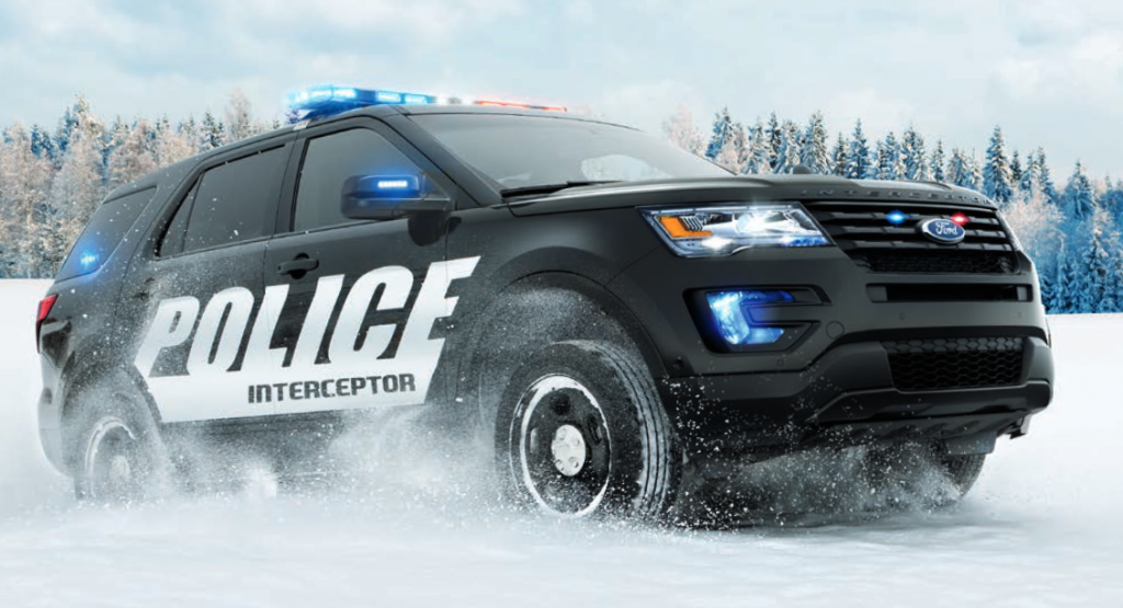 2018 Ford Police Interceptor Utility Police Vehicles And Lighting