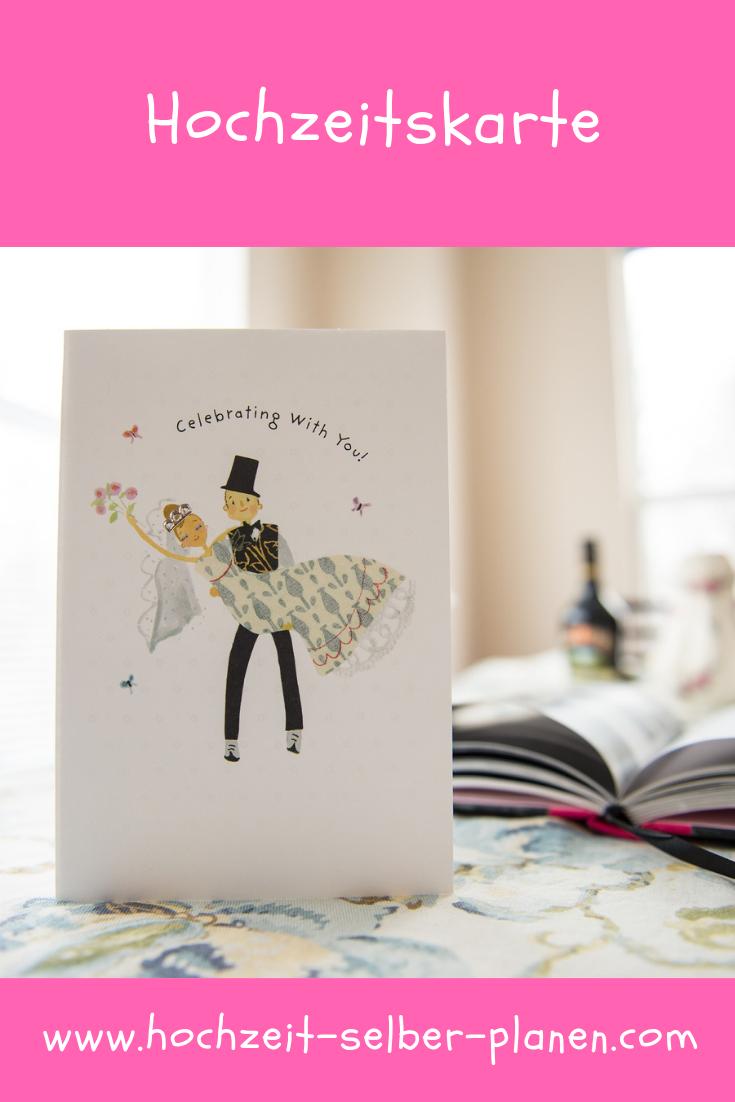 Hochzeitskarte Die Zeiten Zu Denen Hochzeitskarten Langweilig Und