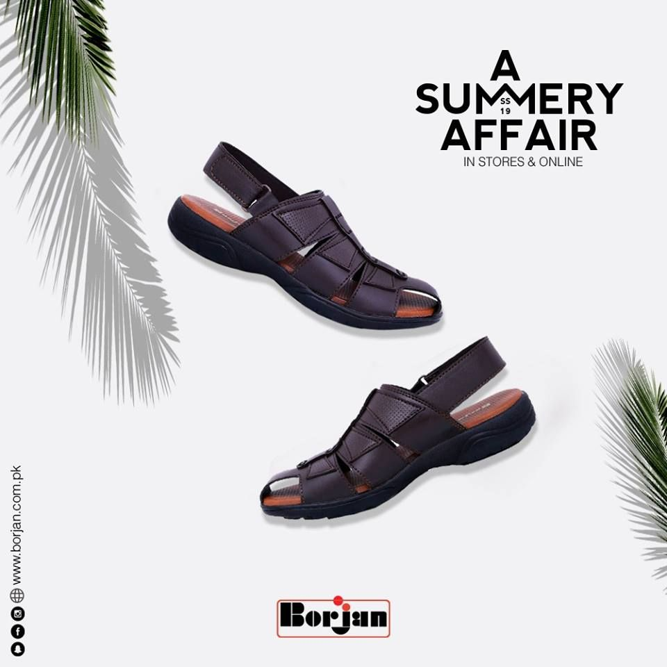 Borjan Shoes Eid Footwear Summer