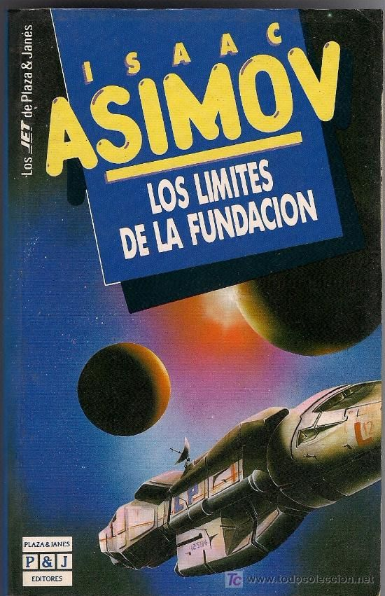 Resultat d'imatges de Los límites del Fundación libro