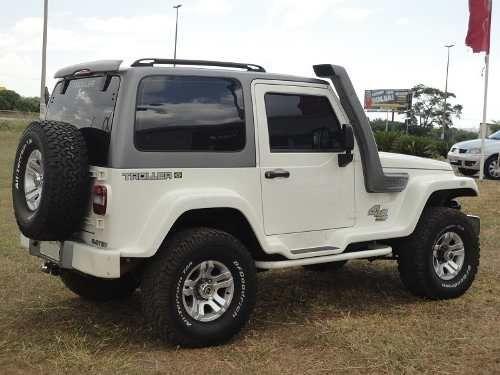 Troller T4 3 2 Tgv 4x4 Turbo Diesel 2013 Impecavel N Jeep Com