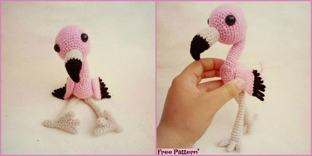 Crochet Baby Flamingo Amigurumi – Free Pattern | Knitting ...