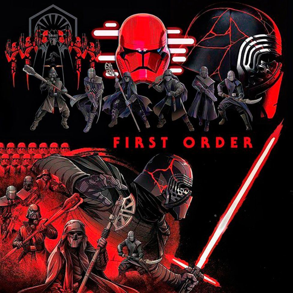 Pin En The Rise Skywalker Episodio Ix Star Wars
