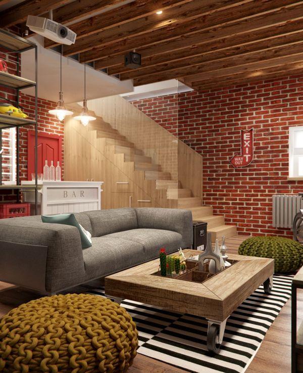 Decoración de interiores juveniles, ideas de diseño para decorar - ideas para decorar la sala