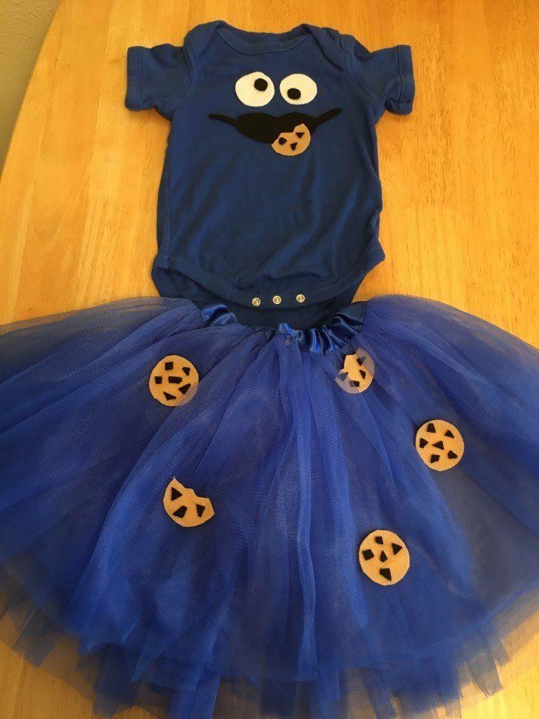diy cookie monster costume for kids | pinterest | cookie monster