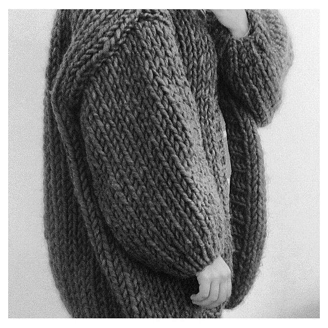 www.editionlocal.com >> Bulky Knit.