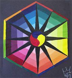 Crazy Color Wheels