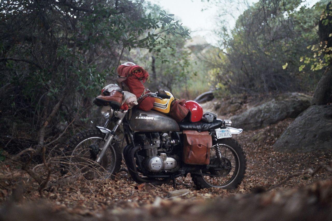 Vintage Adventure Adventure Bike Road Trip Adventure Adventure Motorcycling