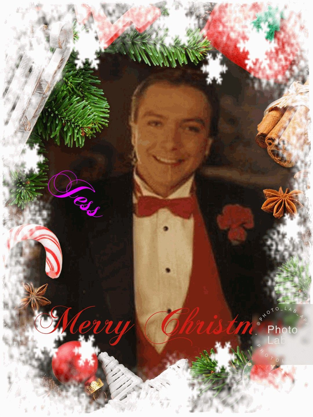 Pin by Jessica on David Cassidy Pics Christmas ornaments