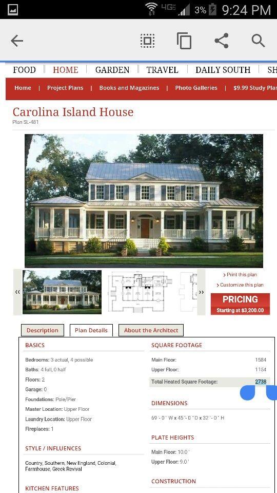 Carolina Island House