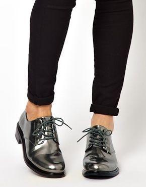 Zapatos negros CHEAP MONDAY para mujer IG3B9C0P7