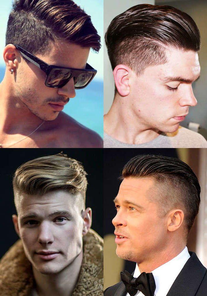 Undercut Mit Ubergang Der Neue Alte Trend Frisurentrends Mode Zenideen Manner Frisuren Frisuren Undercut Frisuren Manner