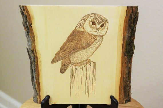 Owl Decor; Wooden Wall Art; Rustic Wooden Signs; Wooden Wall Plaque ...