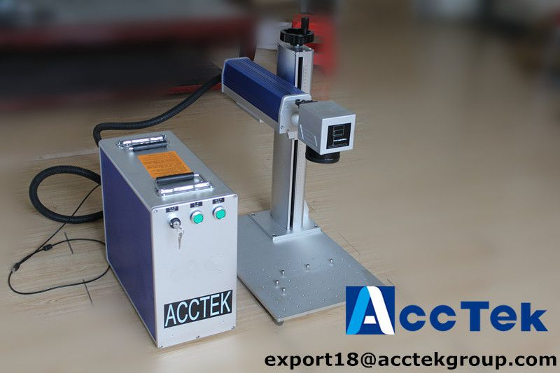 Fiber Laser Engraving Marking Machine Hot Sale High Precision Fiber Laser Marking Machine 10w 20w With Images Laser Marking Laser Engraving Machine Laser Engraving