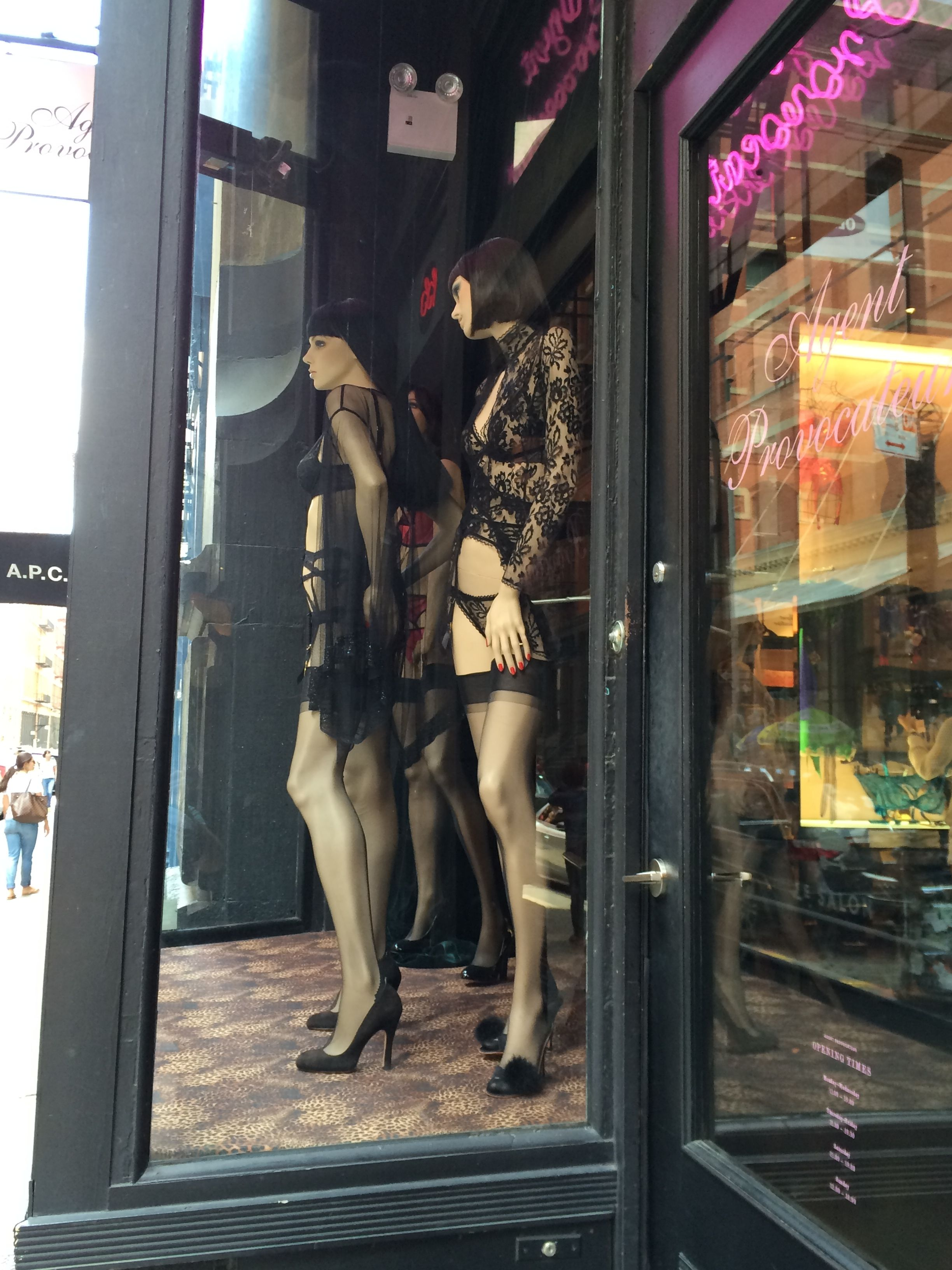 Agent Provocateur shop in Mercer st (NY 094caf4d2