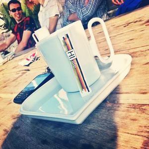 #Coffee break