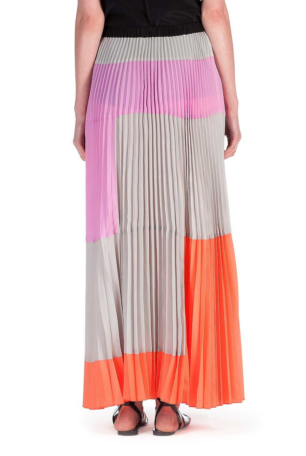 51ef21d6ba Country Road - New In - Panelled Pleat Maxi Skirt | Threads | Skirts ...