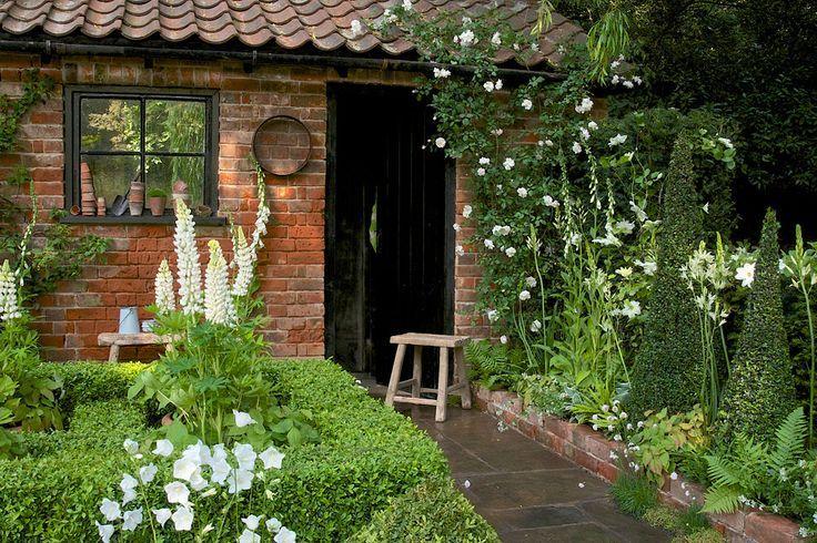 ideas para jardines pequeños fotos - Buscar con Google Patios y