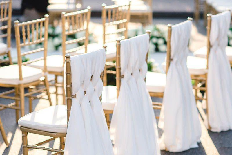 Gold Chiavari Chairs Wedding Chairs Ceremony Chairs Disney