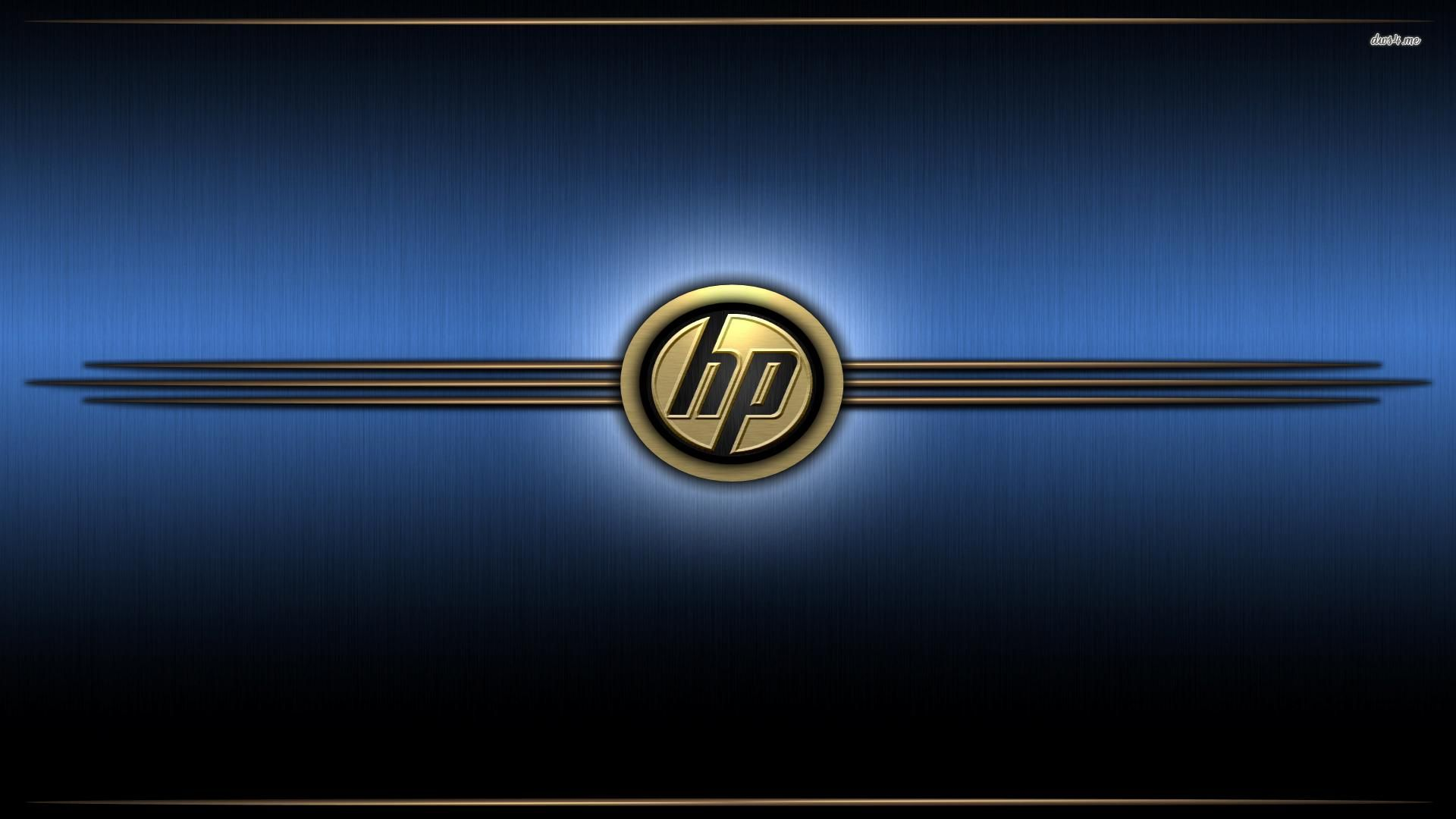 Hp Wallpaper Blue High Resolution With 1920x1080 Px 10968 KB