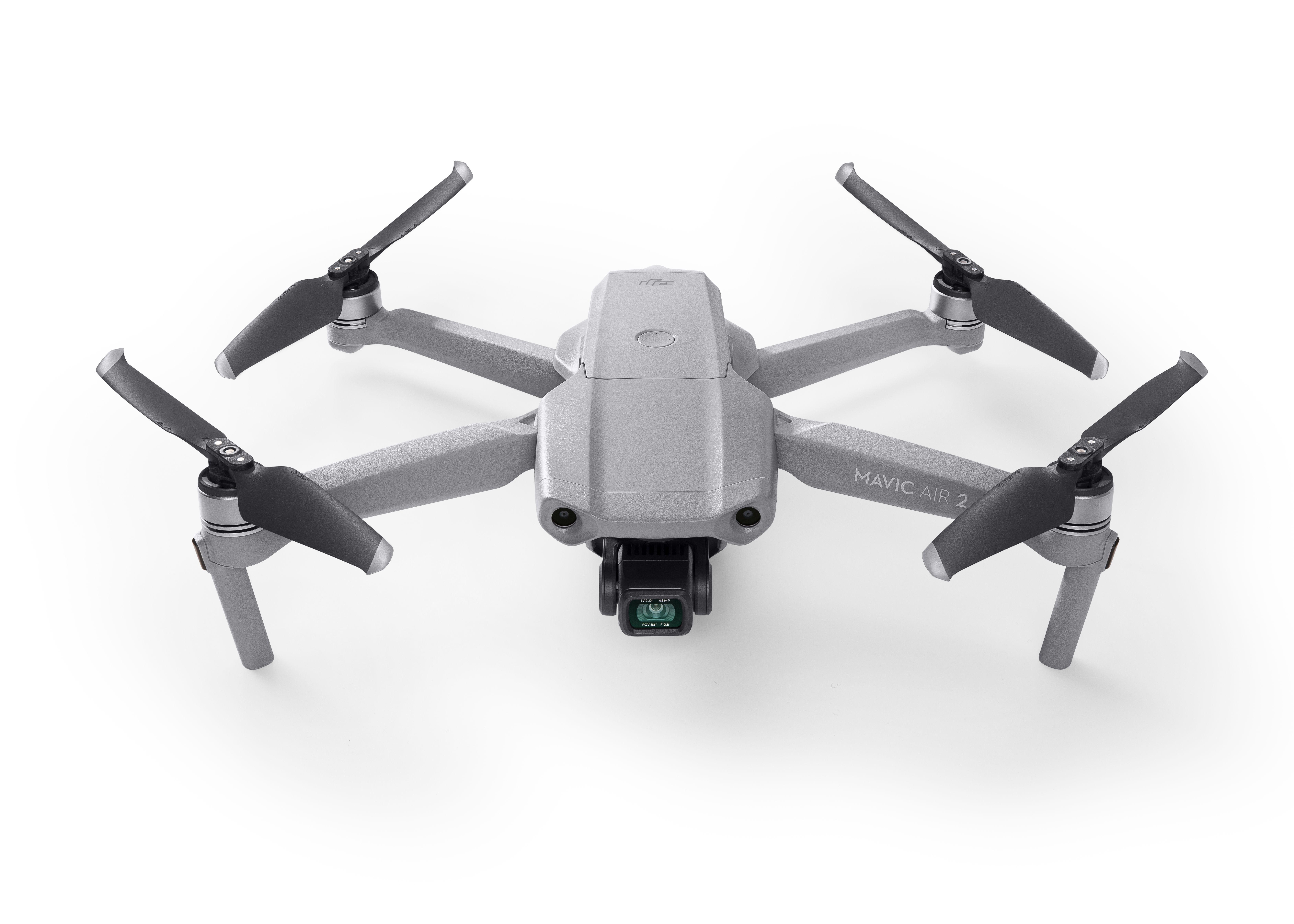 DJIs mini Mavic Air gets an upgrade with improved camera
