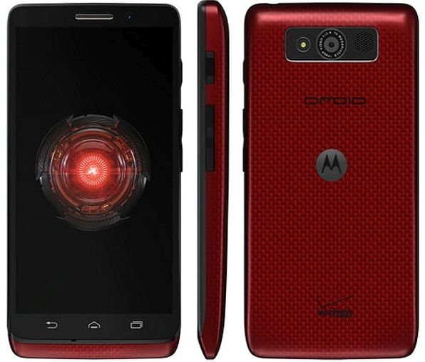 New Motorola Droid Mini Xt1030 Red Lte Verizon Page Plus