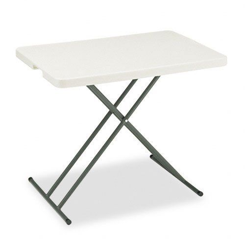 Iceberg Indestruc Tables Too Personal Folding Table 30w x 20d