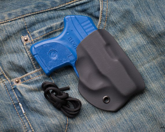 Ruger LCP Kydex Pocket Carry Gun Micro Holster Concealed CCW