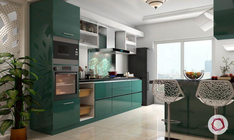 All About Acrylic Kitchen Cabinets | Kitchen modular ...