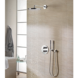 Grohe Grohtherm 3000 Shower System 34630000 Concealed Thermostat