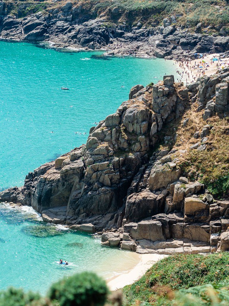 Tips For Visiting Pedn Vounder Beach In Cornwall Favorite Places