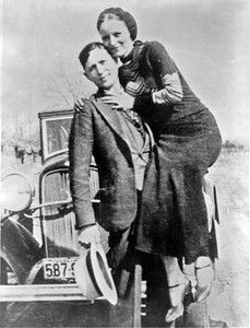 BONNIE AND CLYDE POSTER Famous Photo RARE HOT NEW 3