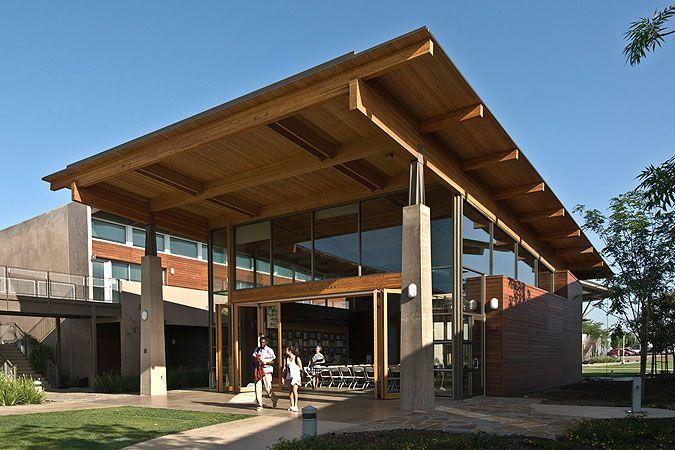 Francis Parker School (San Diego CA) / Lake|Flato Architects Www.lakeflato