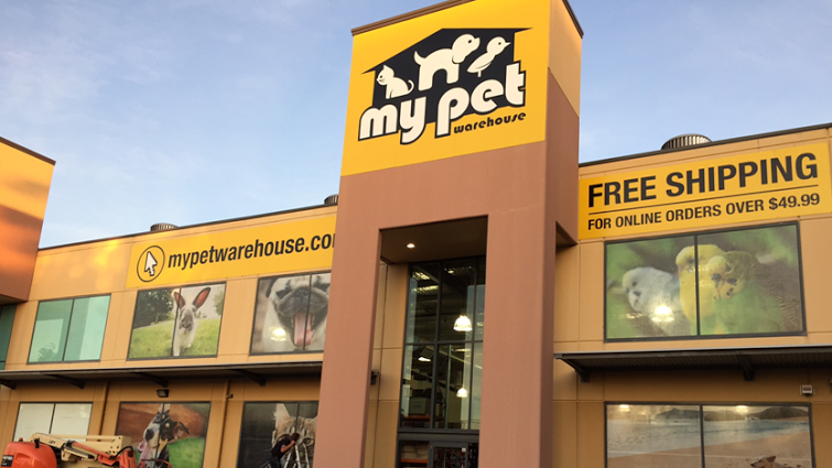 My Pet Warehouse Pet Warehouse Pets St Peters