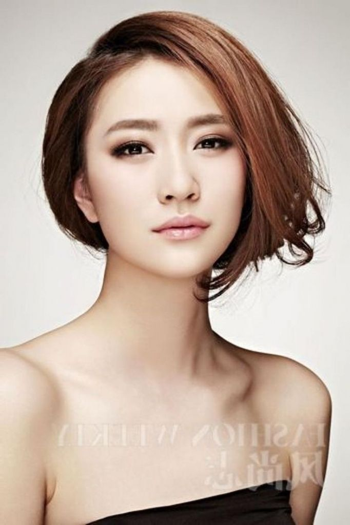 Short Hairstyles For Asian Ideas About Asian Short Hair On Pinterest Brown Eyes Asian Short Hair Short Hair Styles Short Hair Styles For Round Faces