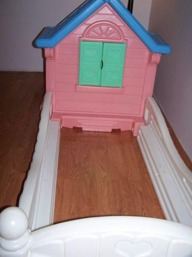 little tikes storybook cottage toddler bed girl s bedrooms rh pinterest com cosy cottage toddler bed dollhouse cottage toddler bedding