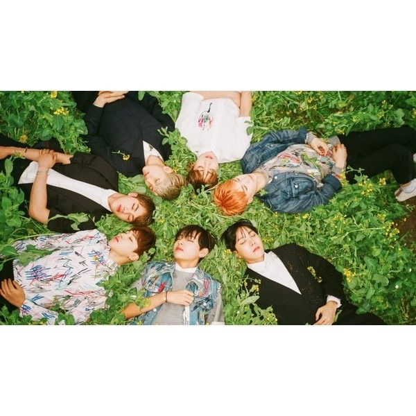 BTS Releases Flowery Concept Photos for Upcoming Comeback ❤ liked on Polyvore featuring bts и kpop