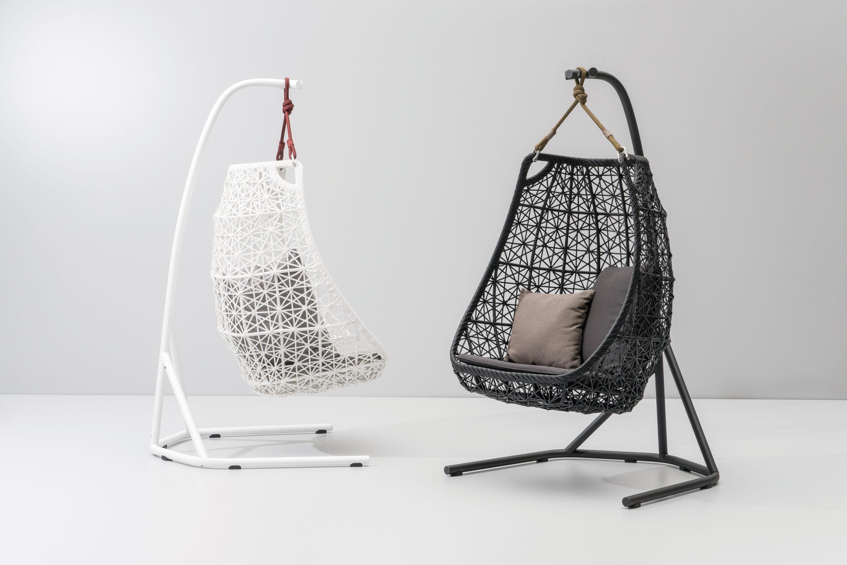 Kettal | Maia | Egg swing | rori | Pinterest