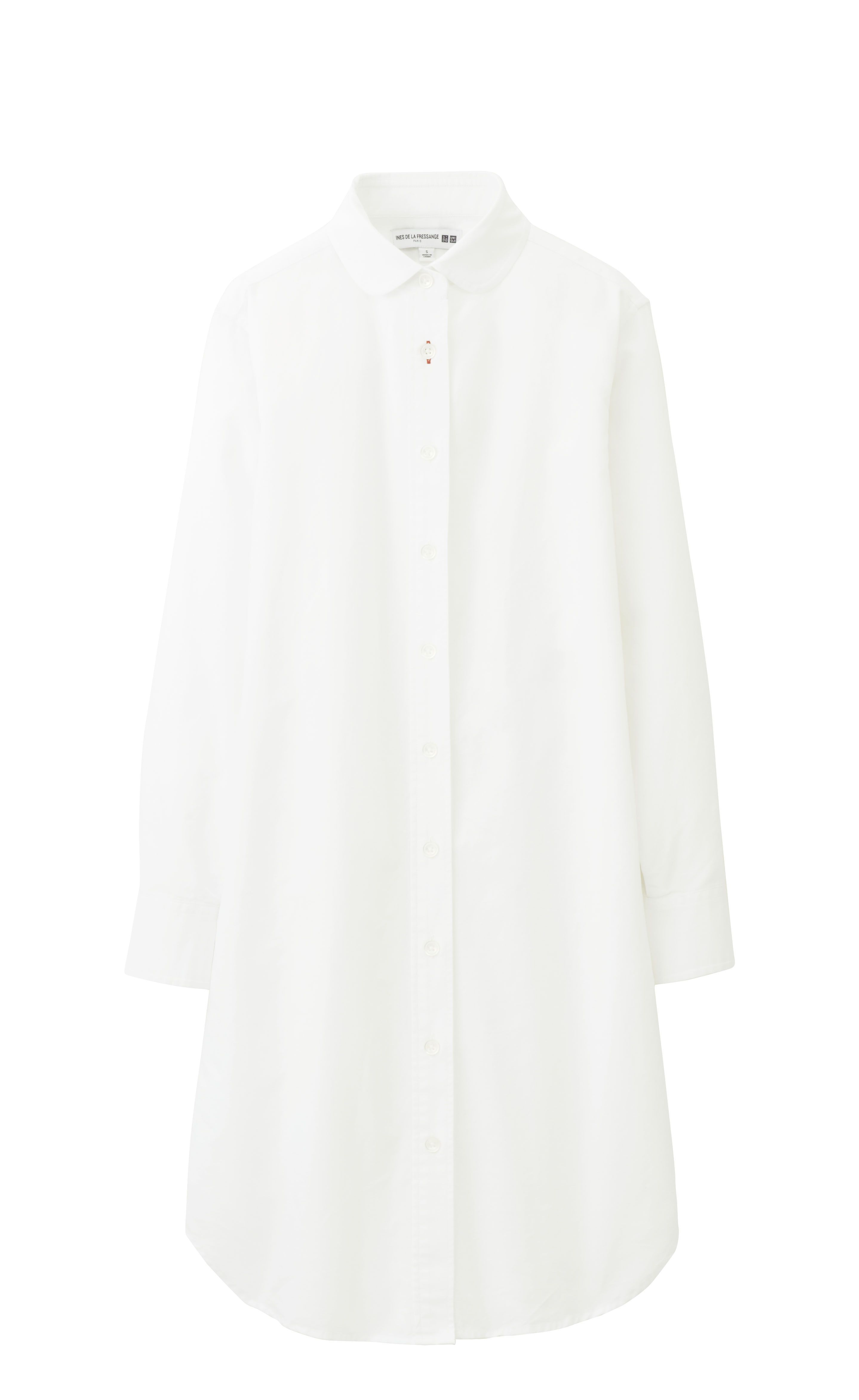 Blouse from ines de la fressangeus collection for uniqlo on sale on