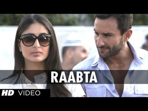 Raabta Kehte Hain Khuda Agent Vinod Full Song Video Saif Ali Khan Kareena Kapoor Love Songs Hindi Love Songs Playlist Bollywood Music Videos