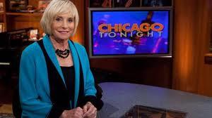 Elizabeth Brackett Of Wttw 11 Chicago Newscaster Great Women