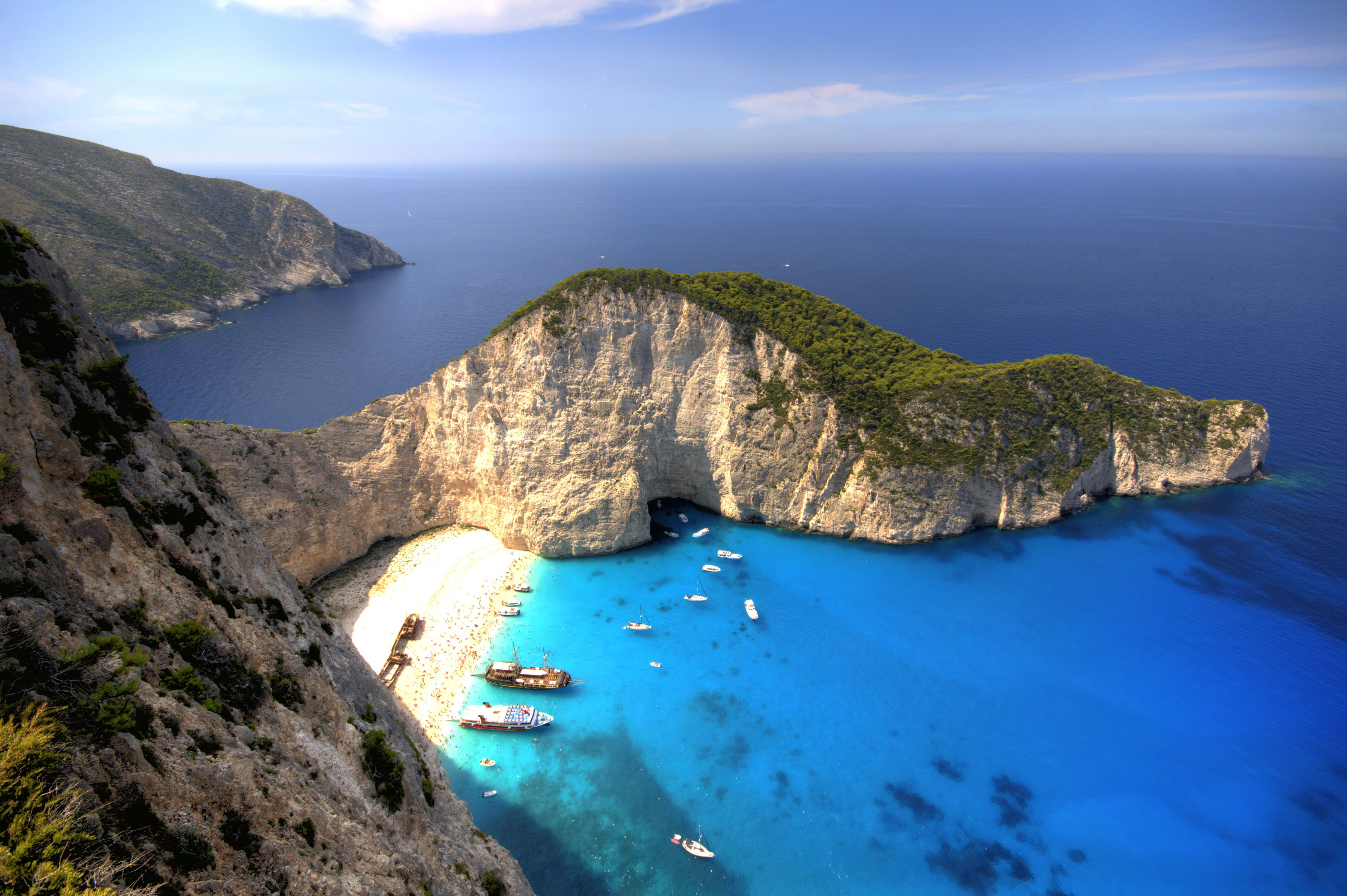 Navagio Beach (Shipwreck Beach). Here I come!