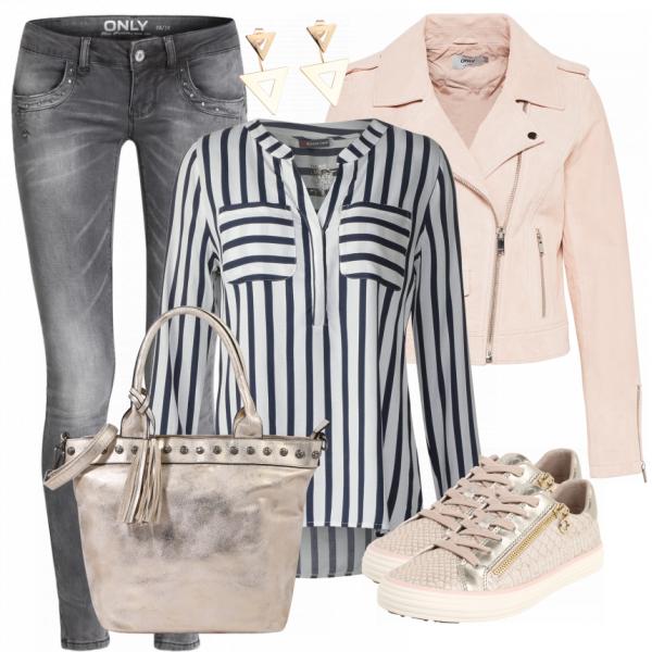 Classical Damen Outfit - Komplettes Freizeit Outfit günstig kaufen    FrauenOutfits.de 488646c3c1