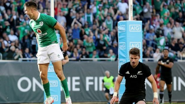 Bettor Loses 100 000 On All Blacks Defeat To Ireland All Blacks Ireland Rugby Irish Rugby