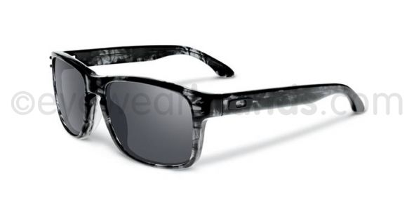 0821b16acdf Oakley Holbrook LX OO2048 02 Dark Grey Tortoise Black Iridium ...