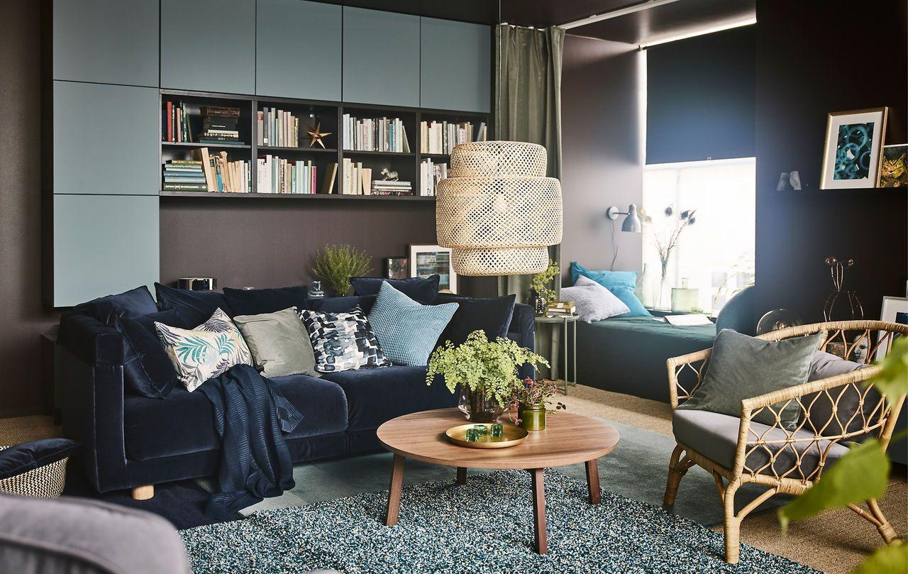 a dream living room for ikea envisionedÅsa dyberg one