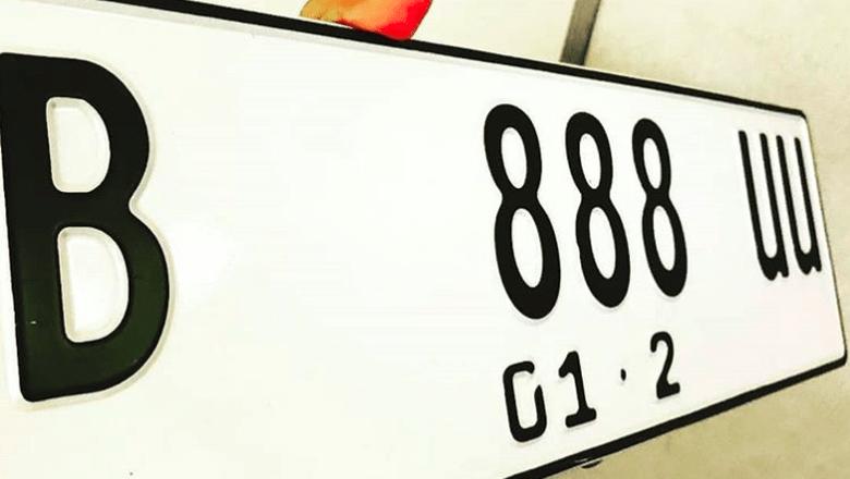 Pelat Nomor Putih Akan Di Terapkan Company Logo Tech Company Logos Novelty Sign