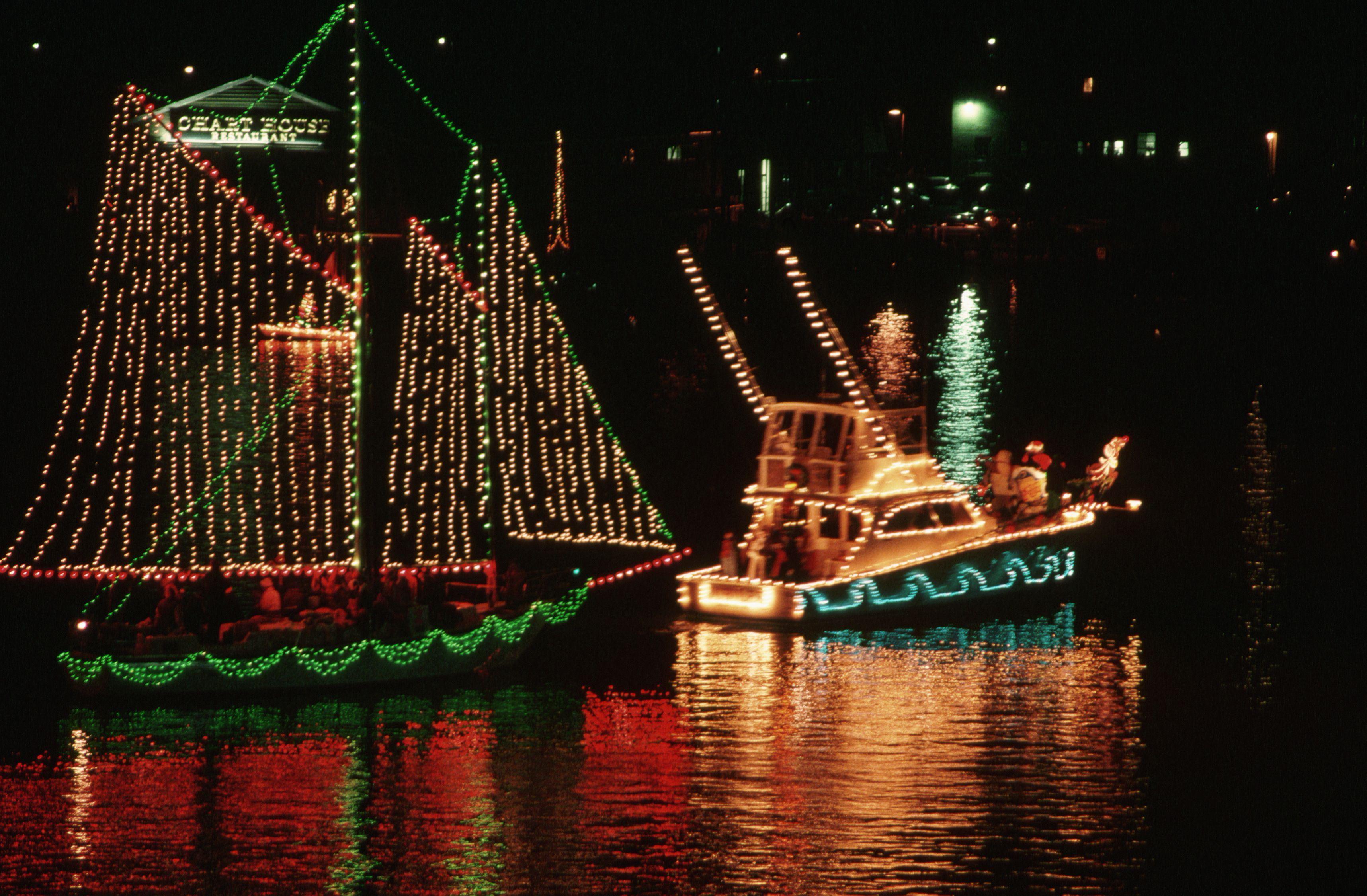 Annapolis Christmas Boat Parade 2020 Annapolis 2018 Christmas Lights, Boat Parades, and Holiday